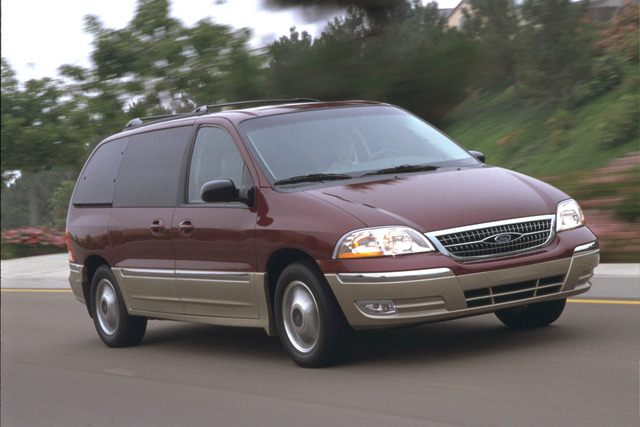 Ford Windstar Recalled Again 425 000 Models Affected For Rusting Front Subframe 187 Autoguide Com