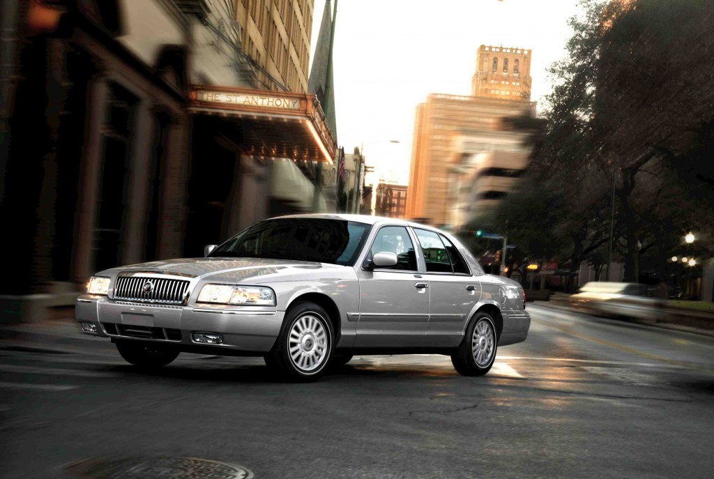 Last Mercury Grand Marquis Rolls Off The Line 187 Autoguide