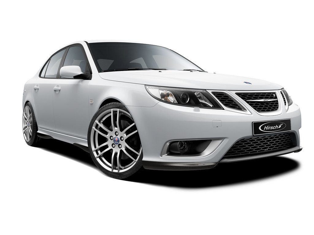 Saab To Offer Hirsch Performance Parts Through Dealer