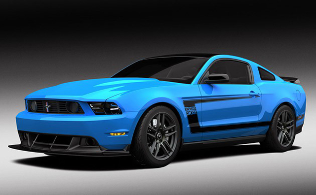 When Ford Unveiled The 2017 Mustang Boss 302 Decision Was Made To Limit Choice Of Colors As A Result Perhaps Most Iconic Hue Left Out