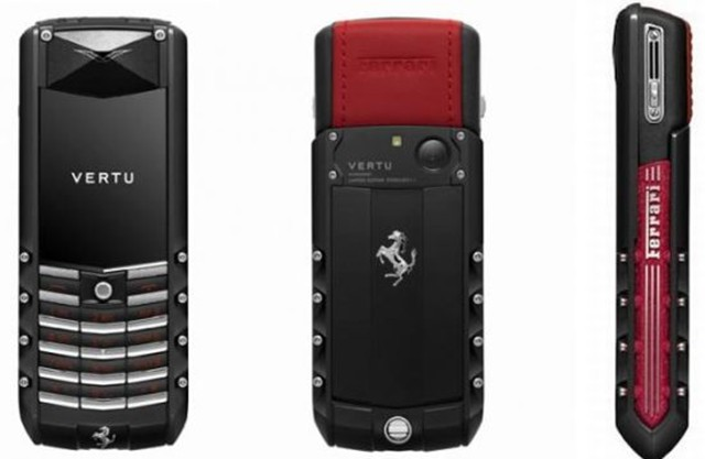 Talk Isn T Cheap On The Ascent Ferrari Gt Cell Phone