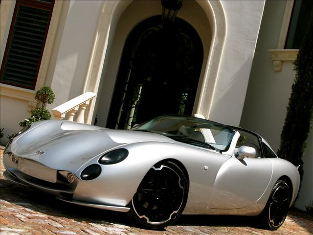 Fiat Of Cc >> Rare TVR Tuscan S For Sale In Florida, Own a Piece of British Automotive History » AutoGuide.com ...