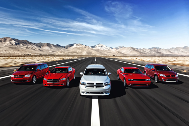 Chicago 2011 Dodge Unveils Five New R T Models Including