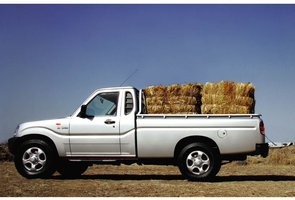 Mahindra Pickup Gets 19/21 MPG According To EPA ...