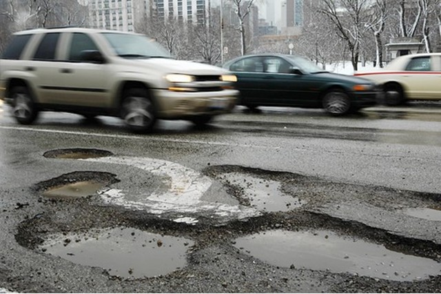 Avoid Potholes With Tips From AAA » AutoGuide.com News