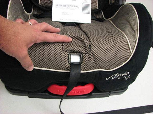 Tires For Cheap >> Dorel Recalls 800,000 Carseats in North America ...