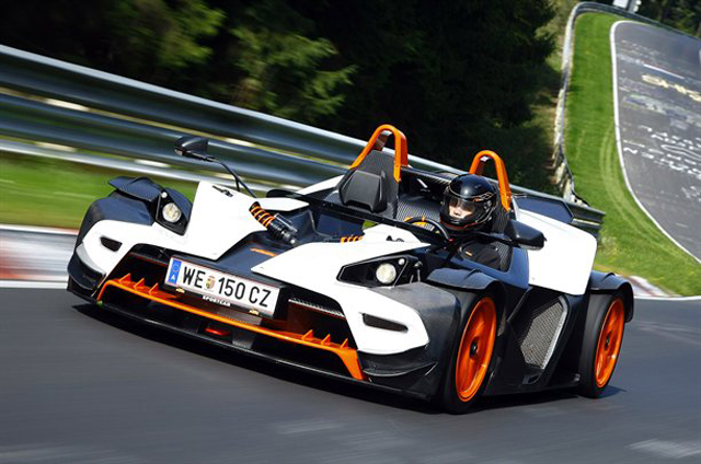 KTM X-Bow On Sale In America » AutoGuide.com News