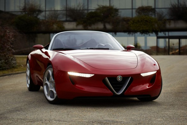 Alfa Romeo Will Introduce A New Flagship Performance Car But At More Affordable Price We Say Because The Previous Top Model From