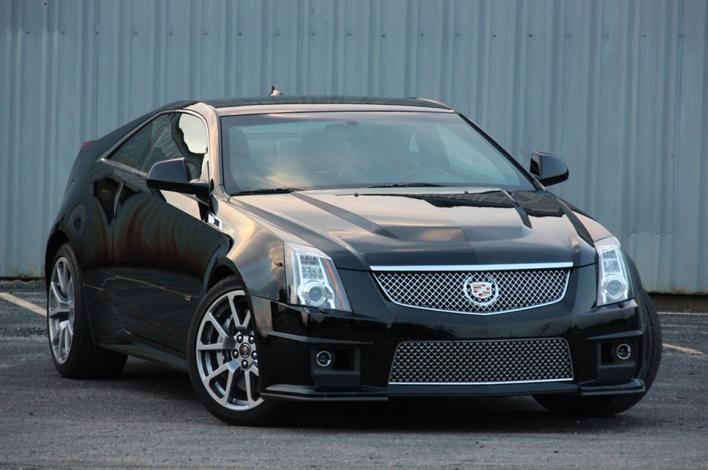 cadillac already planning next generation cts coupe. Black Bedroom Furniture Sets. Home Design Ideas