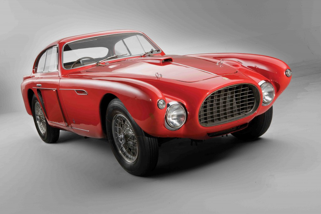 Ferrari 340 Mexico Sells For 4 3 Million At Rm Amelia