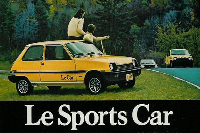 renault le car is rumoured to be resurrected has mini and fiat in