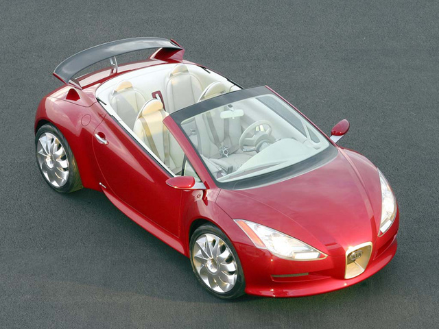 Kia Roadster Planned to Give Brand Youth Appeal