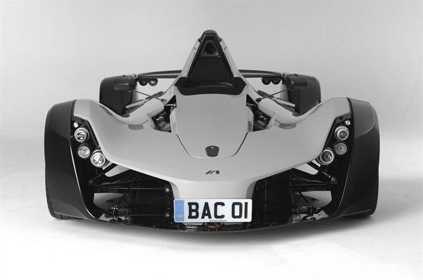 Bac Mono To Rival Ariel Atom With 1 188 Lb Curb Weight And