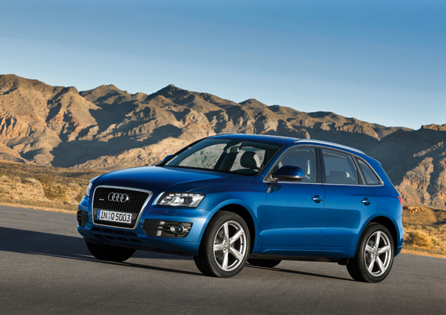 audi q5 a6 and a8 to get tdi clean diesel versions for u s market news. Black Bedroom Furniture Sets. Home Design Ideas