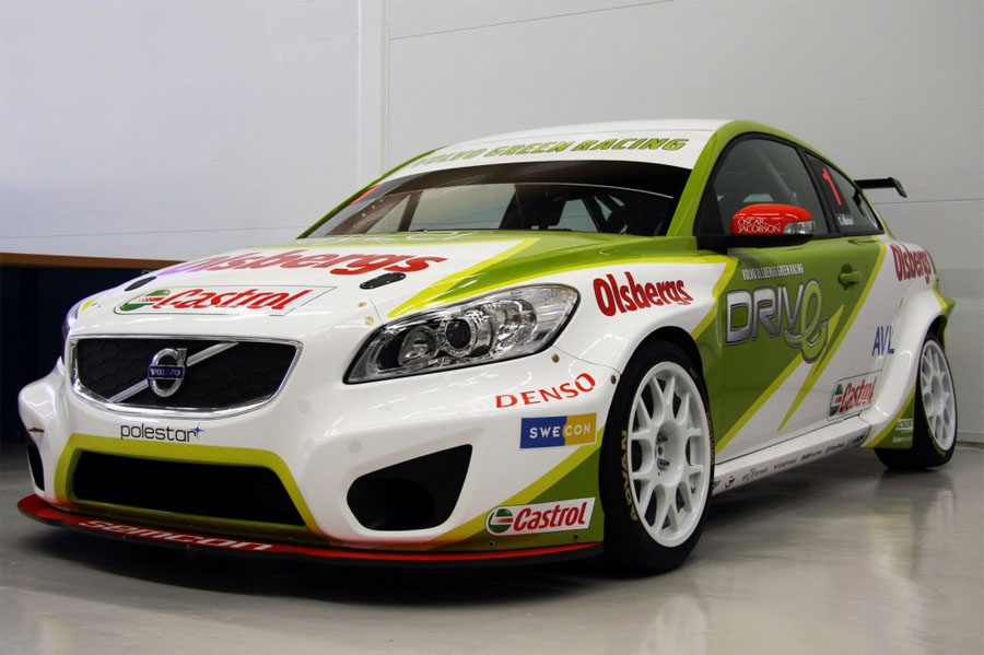 K-PAX To Enter Two Volvo C30's In World Challenge Touring Car Racing » AutoGuide.com News