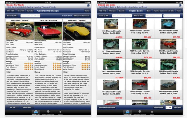 collector car app allows you to buy and sell on the go news. Black Bedroom Furniture Sets. Home Design Ideas