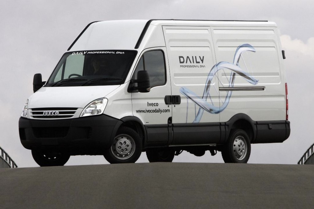 Chrysler Considers Iveco Daily For Commercial Lineup 187 Autoguide Com News