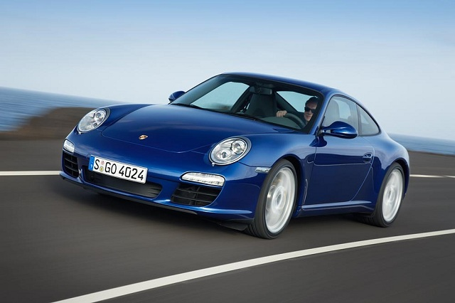 Porsche Named Most Reliable Sports Car By JD Power - Sports car rankings