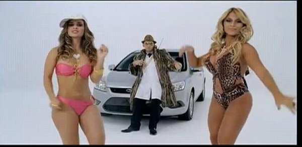 Ford Suing Nissan Over Brazilian Bikini Girl Commercial ...