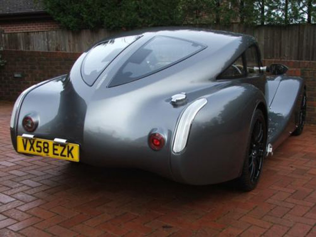 TopGear's Richard Hammond Is Selling His Morgan » AutoGuide.com News