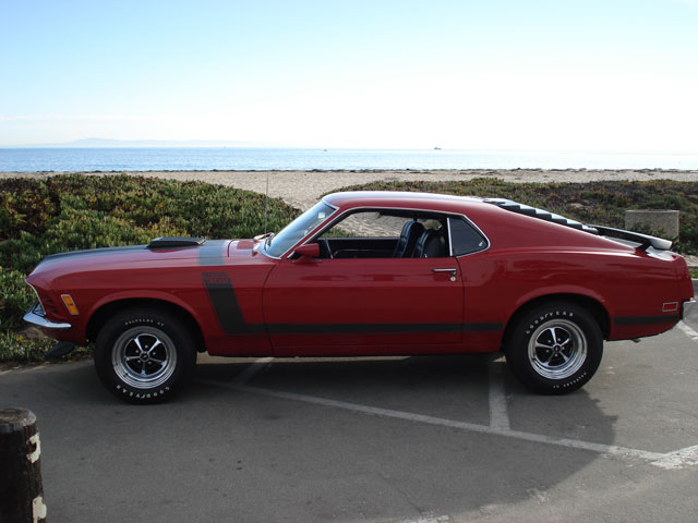 1970 Ford Mustang Boss 302 Numbers Matching For Sale