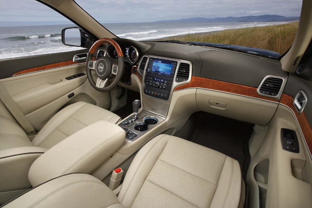 Top 10 Car Interiors Announced, According to Wards Automotive ...