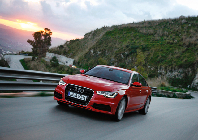 2012 Audi A6 to Get 4-Cylinder Engine in North America » AutoGuide