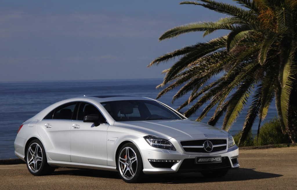 2012 Mercedes SLK Priced From $54,800; CLS From $71,300
