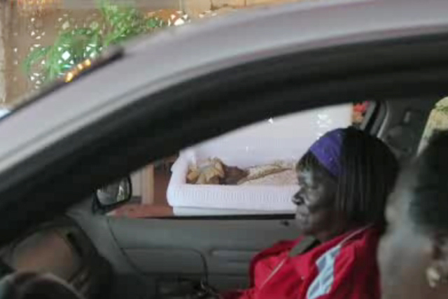 Toyota Drive Thru >> Drive-Thru Funeral Home Lets You Pay Your Respects on the Go » AutoGuide.com News