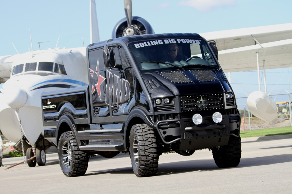 Bremach T Rex Truck Available As Full Ev 187 Autoguide Com News