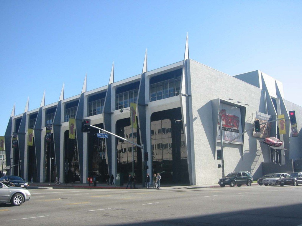 Petersen Museum Receives 100 Million Donation 187 Autoguide Com News