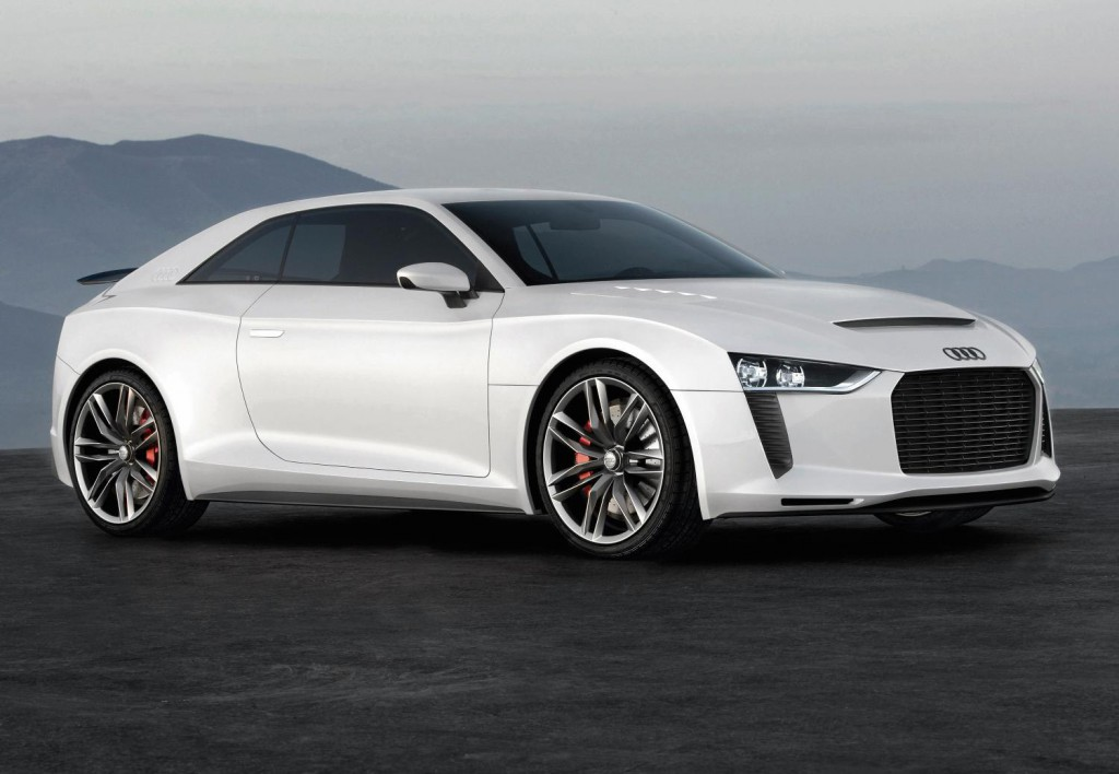 Audi Gives New Quattro Coupe The Green Light Prototypes