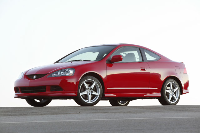 Acura Rsx Set To Return More Coupes Planned 187 Autoguide