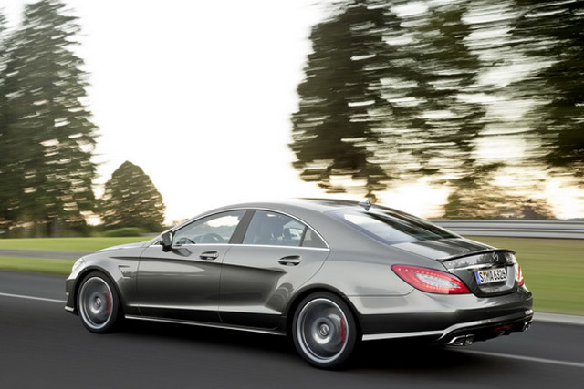 Pricing released for 2012 mercedes benz cls coupe for 2012 mercedes benz cls
