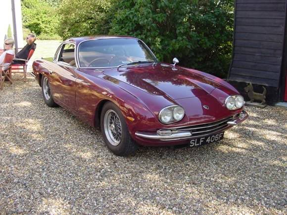 Paul Mccartney S Lamborghini 400gt To Be Auctioned At