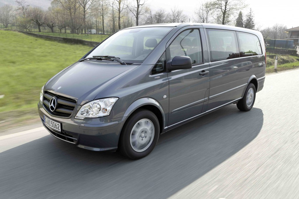 Honda Parts Cheap >> Mercedes Vito Van May Join Sprinter in U.S. Lineup » AutoGuide.com News