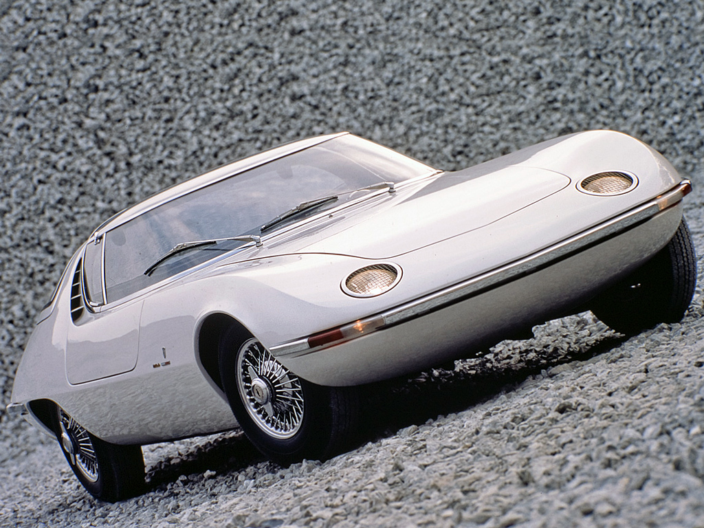 1963 Chevrolet Testudo Concept To Be Auctioned At Villa D