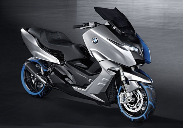 bmw 39 s concept c scooter coming soon news. Black Bedroom Furniture Sets. Home Design Ideas