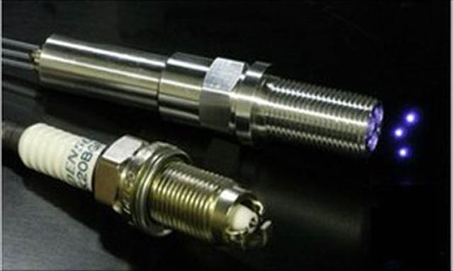 Reading Spark Plugs >> Ditching Spark Plugs For Lasers To Ignite the Fuel/Air Mixture » AutoGuide.com News