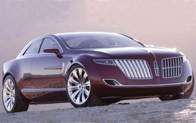 Rumor Lincoln To Build A Sports Car News