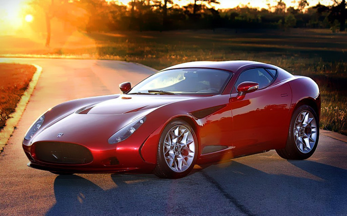 Zagato Designs A South African Supercar Meet The Perana