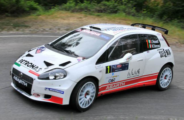 Fiat Punto Abarth May Join World Rally Championship By