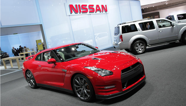 2012 nissan gt r detailed pricing and specifications msn. Black Bedroom Furniture Sets. Home Design Ideas