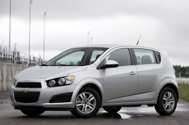 Chevrolet Prices 2012 Chevrolet Sonic From 14 495 187 Autoguide Com News
