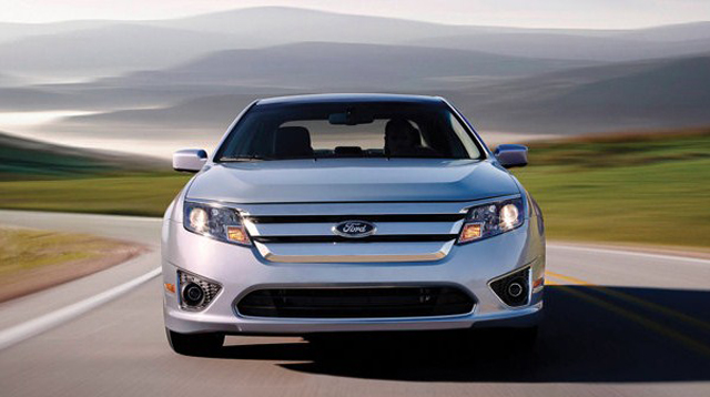 2012 ford fusion loses manual transmission gains alloy wheels news. Black Bedroom Furniture Sets. Home Design Ideas