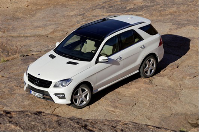 Mercedes Benz Gls Takes On Bmw X6 187 Autoguide Com News