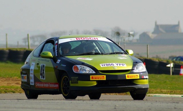 Honda Insight Drag Car Honda Insight Rally Car Deemed