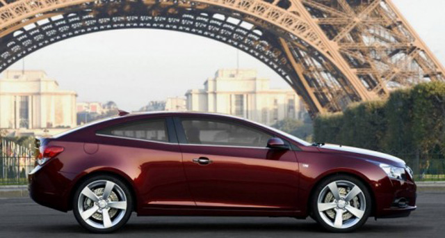 Nothing Has Been Officially Released But General Motors Is Not Denying That The American Automaker May Introduce A Two Door Version Of Chevrolet Cruze