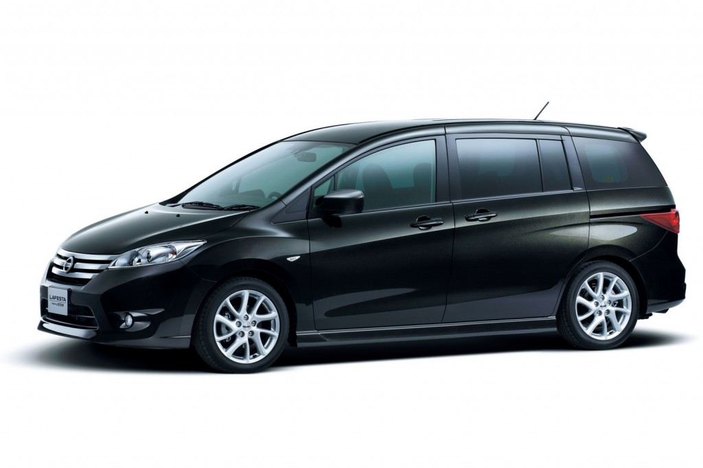 Nissan Lafesta Highway Star Is A Rebadged Mazda5