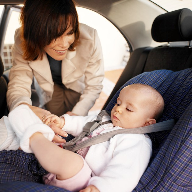 Tips On Keeping Kids Safe And Preventing Vehicular Heat
